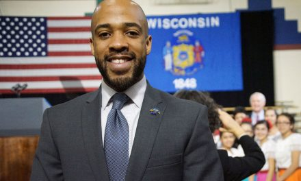 Mandela Barnes becomes first African-American since Vel Phillips elected to statewide office