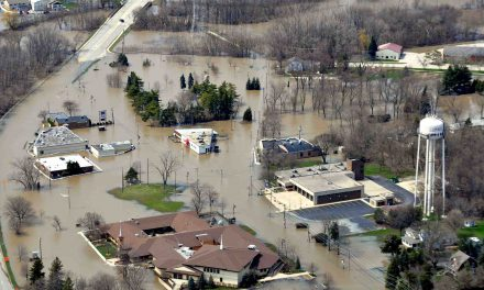 Downstream residents fear impact of Foxconn factory will create flooding