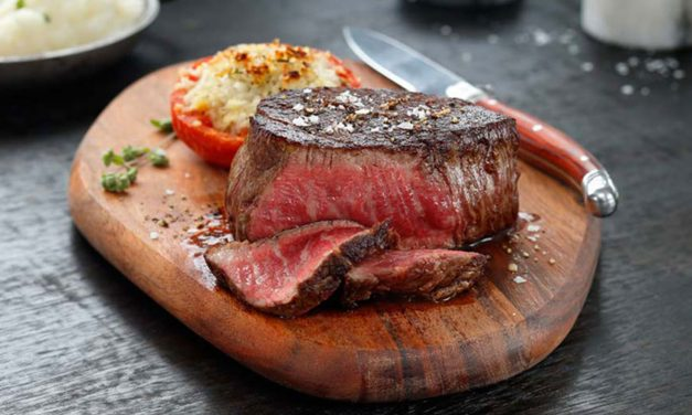 Thrillist picks Five O'Clock Steakhouse again for its list of 31 Best Steakhouses in America