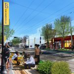Draft plan for King Drive's Streetcar extension shared with public after yearlong study