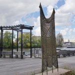 Second Sculpture Milwaukee artwork finds permanent home in Historic Third Ward