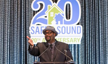 Judge Derek Mosley among Neighborhood Champions honored by Safe & Sound