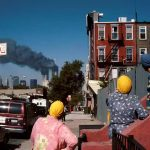 Toby Amies remembers 9/11 with a photograph of an atrocity