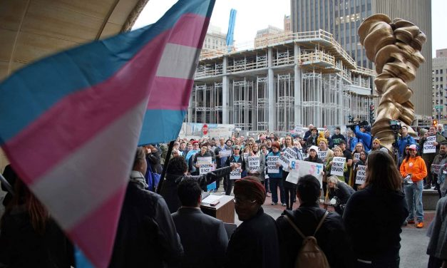 We Won't Be Erased: Milwaukee's LGBT community stands united against hate