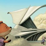 First book of a new city adventure series brings Lulu and Rocky to Milwaukee
