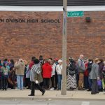 Barack Obama speaks at North Division High to reinvigorate black voters in 53206
