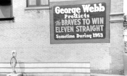 Brewers 12-game winning streak scores a historic George Webb hamburger giveaway