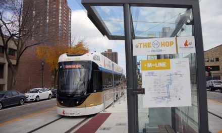 """Grand Hop-ening"" celebrates launch of Streetcar's passenger service with weekend of events"
