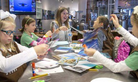 Girls & STEM inspires Milwaukee's future generation of female leaders