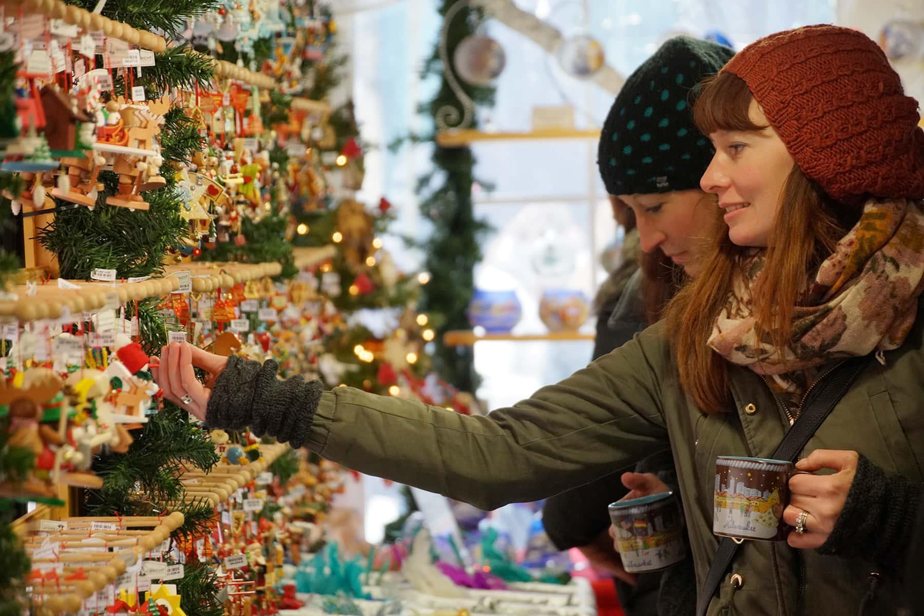 Milwaukee German Christmas Market 2020 Fiserv Forum pays homage to Milwaukee's German heritage with