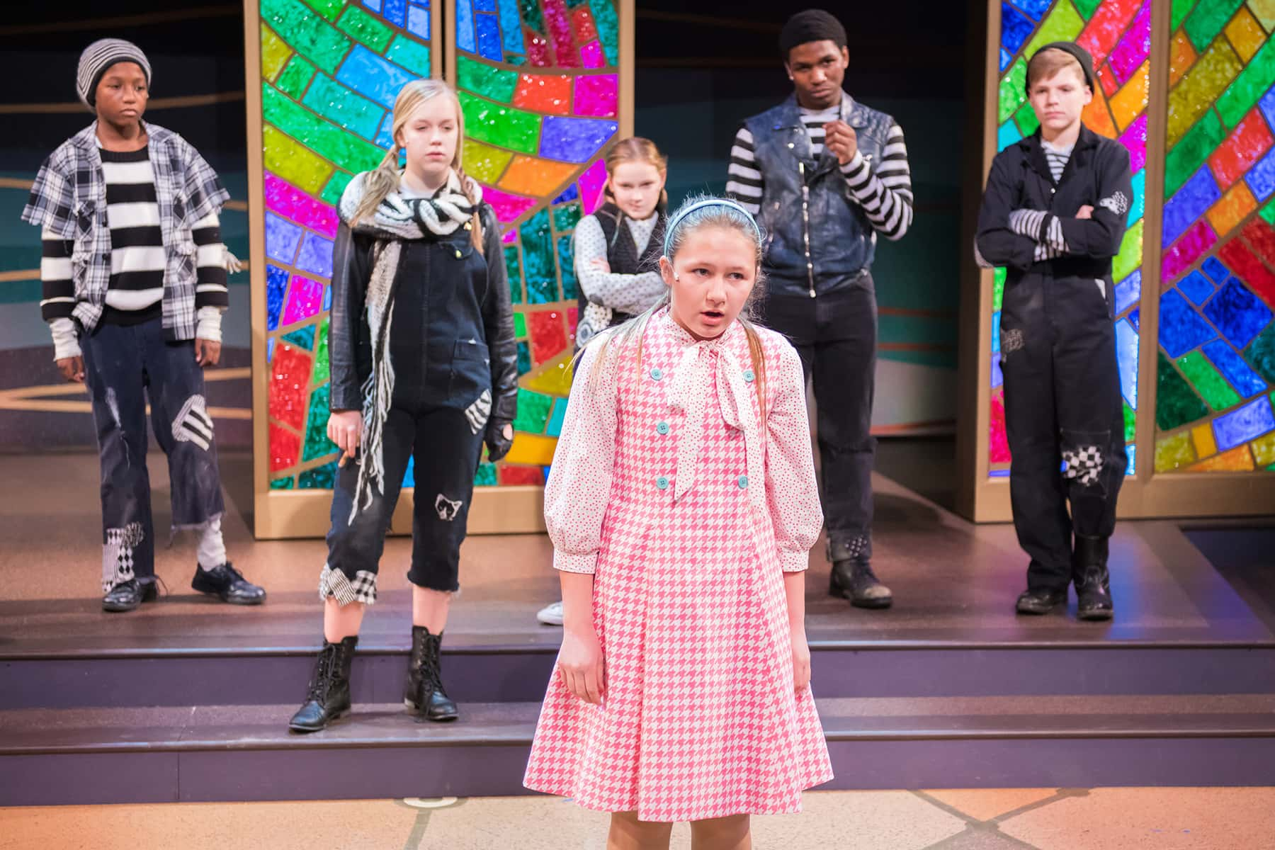 The Christmas Pageant.Worst Kids In History Make This Year S First Stage Show The