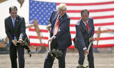 Wisconsin taxpayers could be funding workers from China to staff Foxconn plant