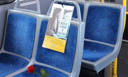 Rosa Parks honored with open seat on every MCTS bus for her contribution to equal rights