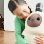 Hugs from Japan: Lovot is a robot that encourages people to love