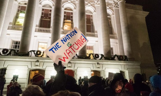 Wisconsin legislators follow national trend to discard democracy for one-party rule