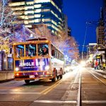 Jingle Bus offers tour of downtown Milwaukee's sights and holiday lights