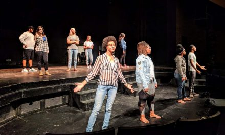 "Kennedy Center selects student-written play ""White Privilege"" for college theatre festival"