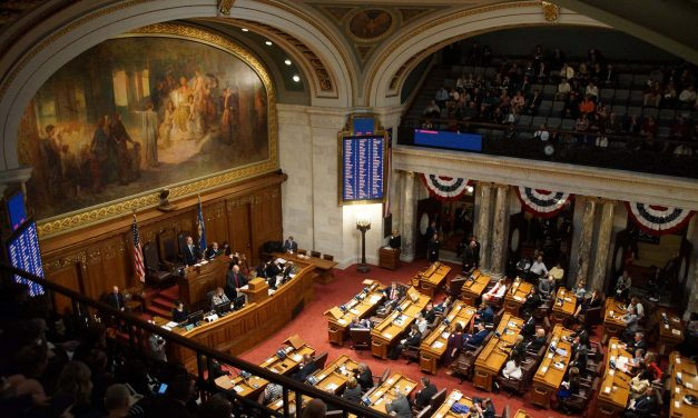 Number of women elected to Wisconsin's legislature lags far behind other midwestern states