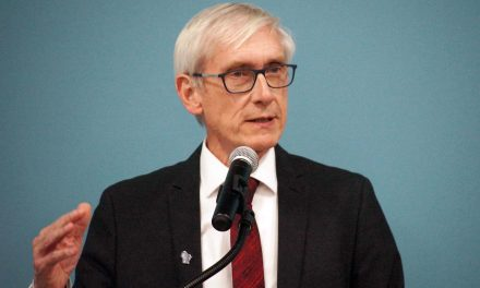 "Governor Tony Evers indicates it could be another month before ""Safer at Home"" orders are lifted"