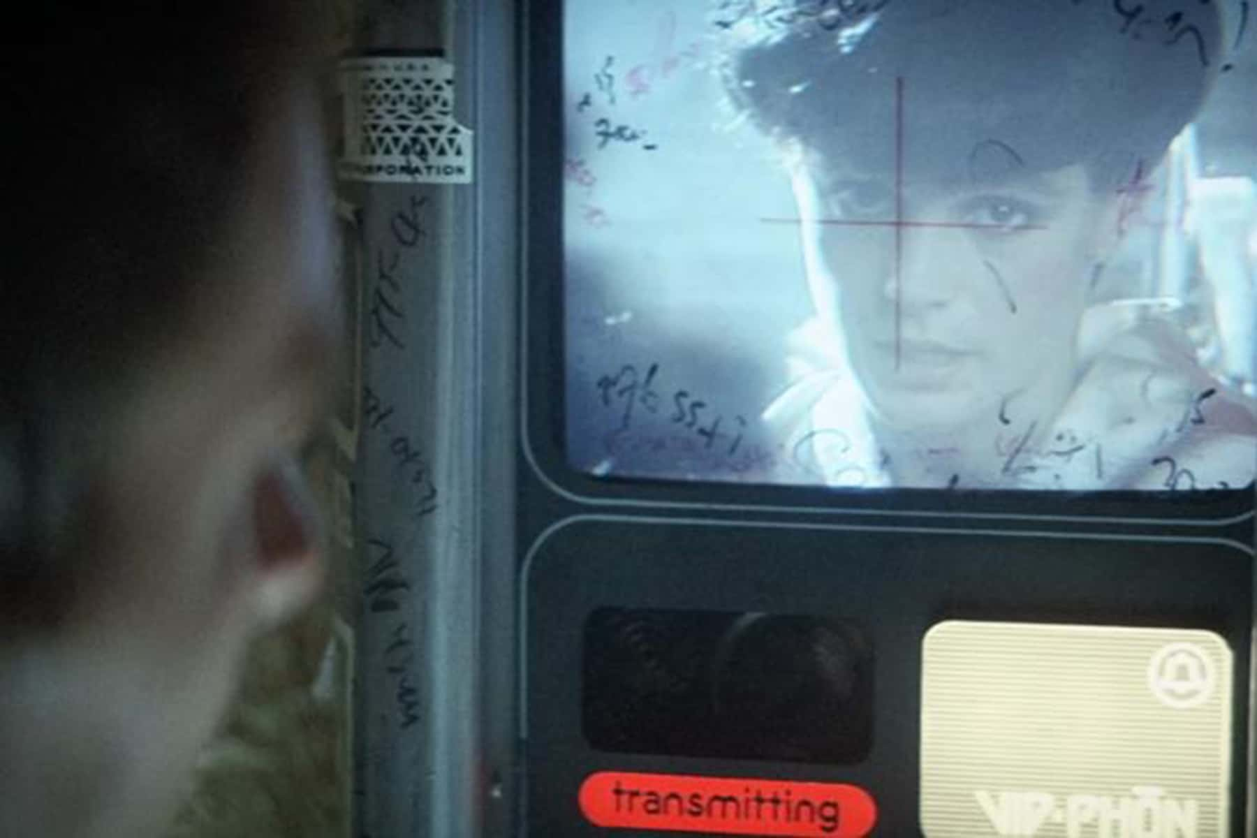 Image result for blade runner 2019 video call phone booth""