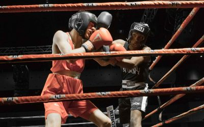 A Knockout Event: Amateur boxers help Zoological Society's fundraising efforts
