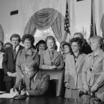 Women's Rights still not recognized by Constitution 40 years after ratification of ERA failed