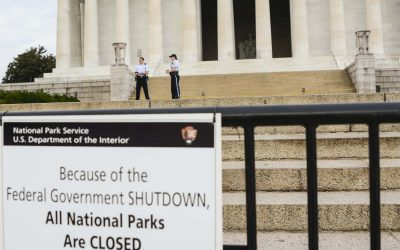 Real Economic Damage: Black federal workers are hit hardest during government shutdown