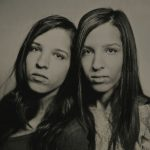 Twins and Tintype: Millennials trade selfies for Civil War era imagery