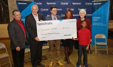 Digital Bridge and Spectrum unveil plans for tech literacy curriculum to help families in need