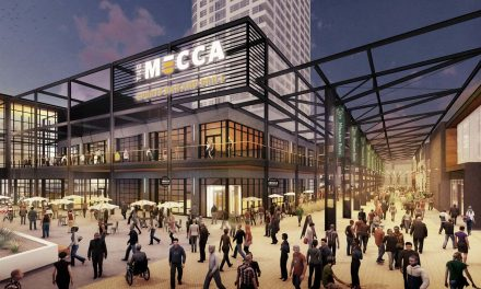 Bucks design MECCA-inspired sports bar as major attraction for entertainment block