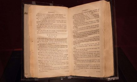 "British ""Slave Bible"" distorted Christian scriptures to prevent negro rebellion in colonies"