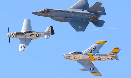 Aerial demonstration squadrons announced for 2019 Air & Water Show