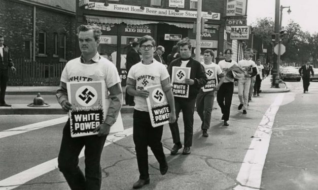 Violent Transnationalism: White Supremacy is America's newest global export