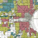 The legacy of Milwaukee's Redlining continues to shape racial segregation