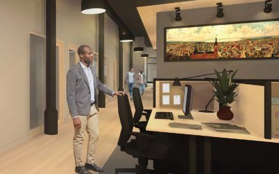New business hub for minority entrepreneurs on schedule to open this summer along MLK Drive
