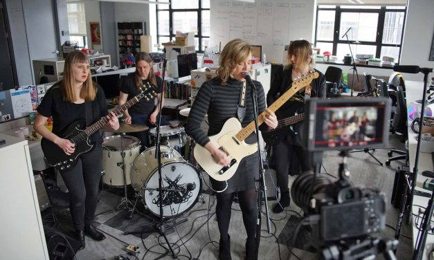 Behind the Tiny Desk: Exclusive look at how 88Nine filmed musicians for NPR's talent search