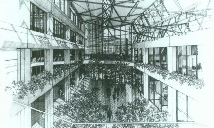 Remembering when Harry Weese helped Milwaukee envision its urbanist future