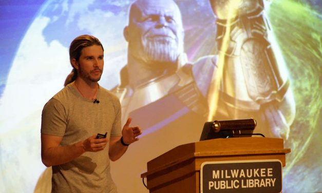 Kyle Hill: YouTube star uses pop culture and Marvel superheroes to teach kids science