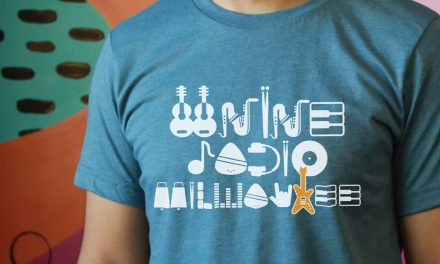 """The """"Brilliance"""" of Creativity: Young artist with autism designs new 88Nine t-shirt"""