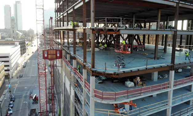 Architectural Snapshot: A look at the ongoing rise an fall of Milwaukee's cityscape