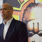 "Cory Booker discusses our ""humanity on the sidewalk"" at Milwaukee roundtable on gun violence"