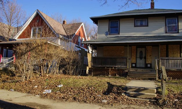 Research confirms home foreclosure crisis had negative impact on local voter participation