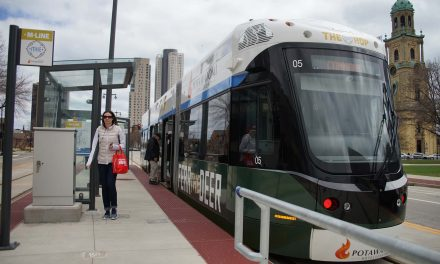 Riding the Milwaukee Streetcar will remain free through 2020