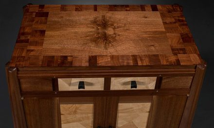 "Cedarburg furniture maker Charles Radtke highlights new ""Season of Process"" exhibits"