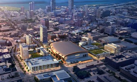 Deer District: Fiserv Forum anchors Milwaukee's newest 30-acre neighborhood