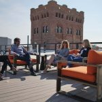 Milwaukee Fortress reintroduces renovated landmark to downtown residents during grand opening