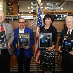 Gold Star Family, George Banda, and Iwo Jima veterans recognized with Sijan Award for Valor