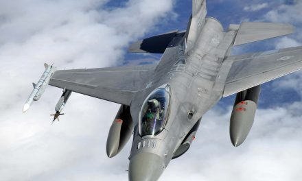 Search for Wisconsin Air National Guard's F-16 pilot continues after crash in Michigan's Upper Peninsula