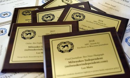 Oldest Press Club awards Milwaukee Independent ten honors in journalism for a range of social issues