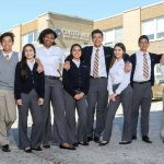 Entire 2019 class of Cristo Rey graduating as first generation to continue on with higher education